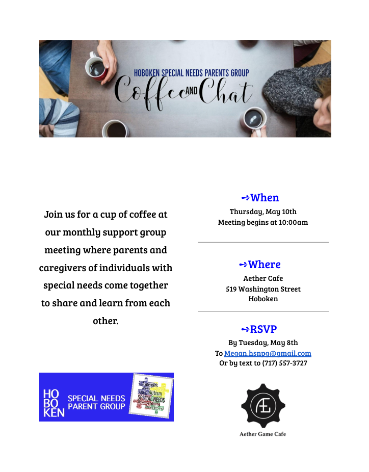 Coffee _ Chat - May 18