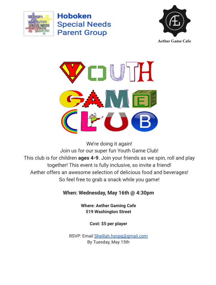 YGC - May 18