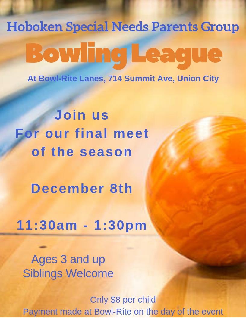 Bowling - December 18