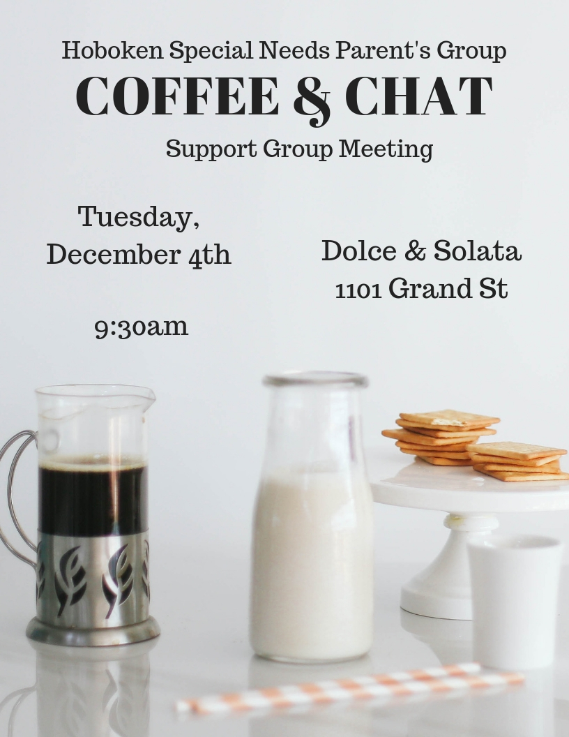 Coffee & Chat - Dec